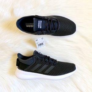 Adidas Cloudfoam QT Flex Sneakers In Black